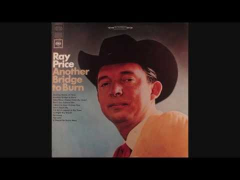 Ray Price  ~  I Want To Hear It From You