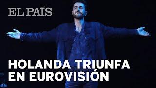 PAÍSES BAJOS gana EUROVISIÓN con la canción ARCADE de Duncan Laurence
