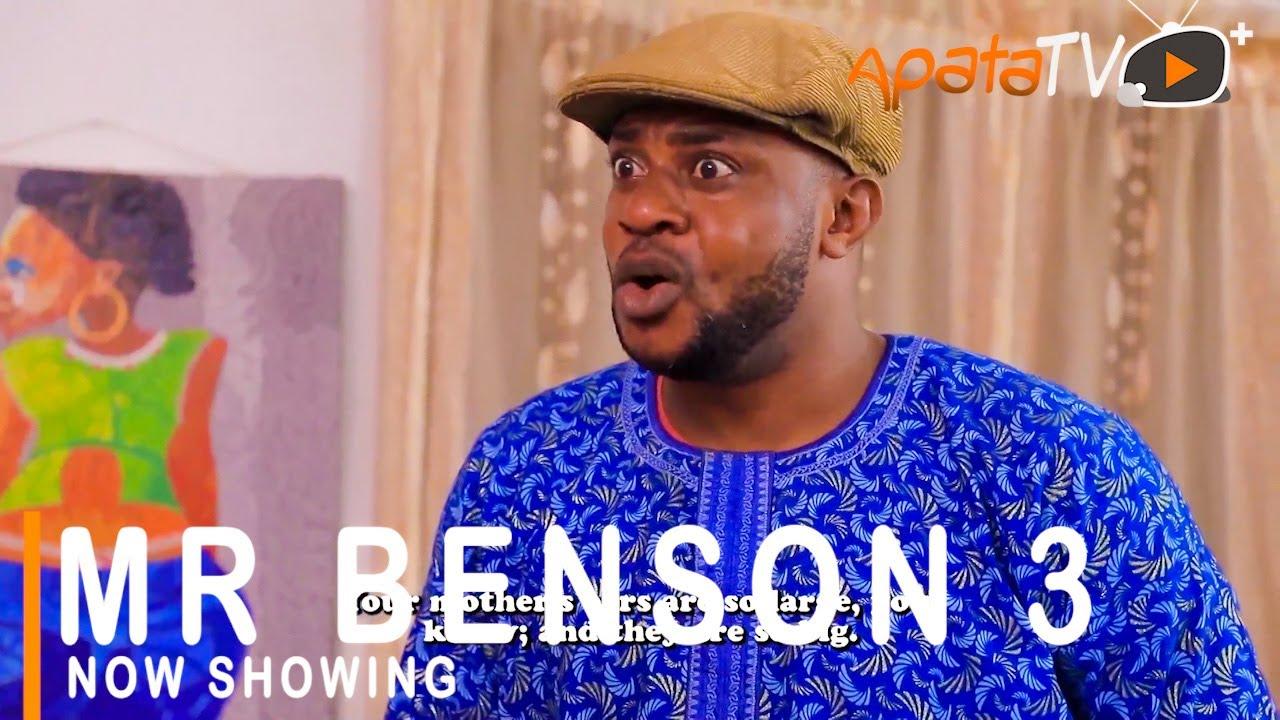Download Mr Benson 3 Latest Yoruba Movie 2021 Drama Starring Odunlade Adekola |Segun Ogungbe |Nkechi Blessing