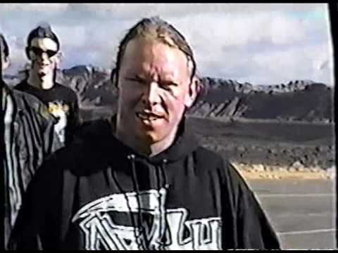 DEATH & HAMMERFALL - 1998 TOUR HOME VIDEOS