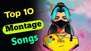 Top 10 Best Montage Music 2021 || No Copyright || montage song's free to use || inshot music ||