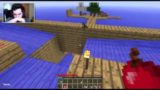 One of CaptainSparklez 2's most viewed videos: Minecraft: Sky Factory Ep. 2 - GRINDER