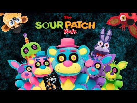 Fnaf Plush - The Sour Patch Kids