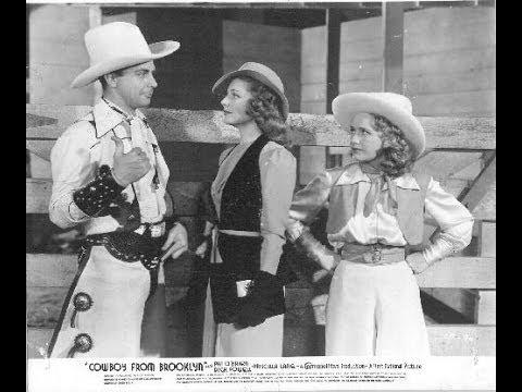 Ann Sheridan - Cowboy from Brooklyn Trailer - Dick Powell