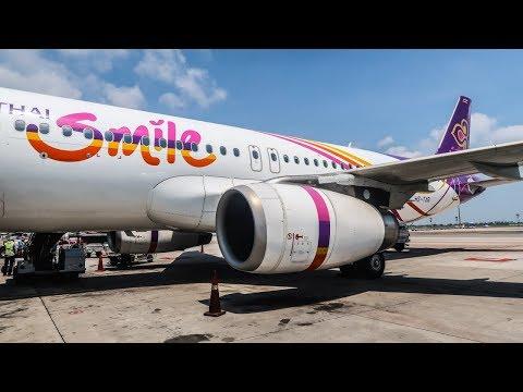 TRIP REPORT | Thai Smile Airways | Airbus A320 | Phuket – Bangkok (HKT-BKK)
