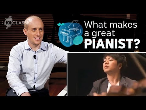 What Makes A Great Pianist?