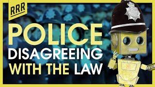 r/Askreddit Polizisten von Reddit und die Gesetze, die Sie fühlen sich unwohl Durchsetzung