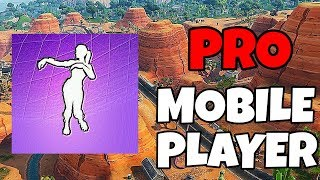 FAST BUILDER // New Hula Emote // 90+ Wins // Fortnite On Mobile Gameplay // Fortnite Android