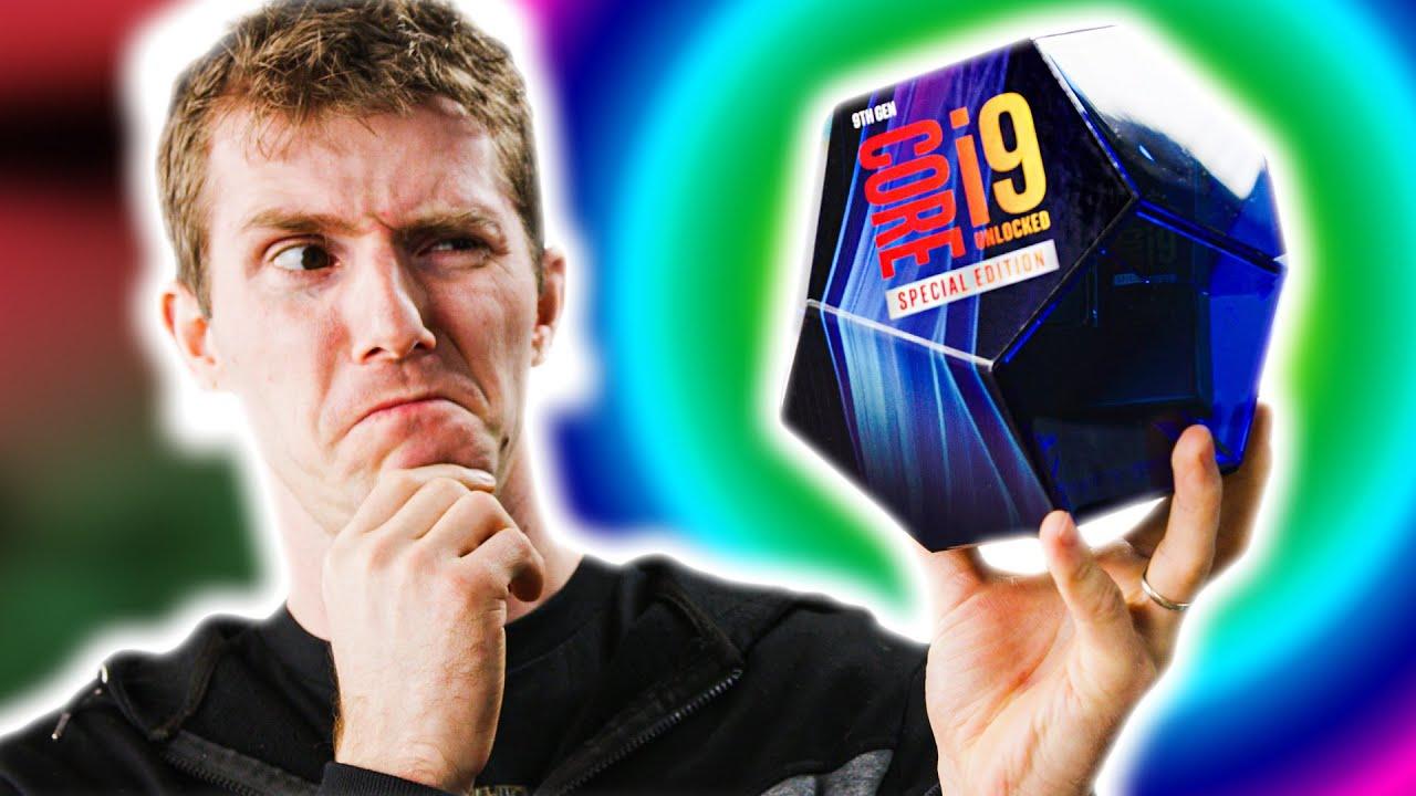 Download Intel's PRE-OVERCLOCKED CPU... Core i9 9900KS