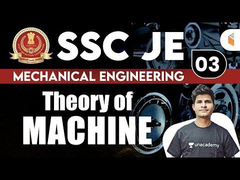 3:00 PM - SSC JE 2019-20   Mechanical Engg. by Neeraj Jangid   Theory of Machine #3