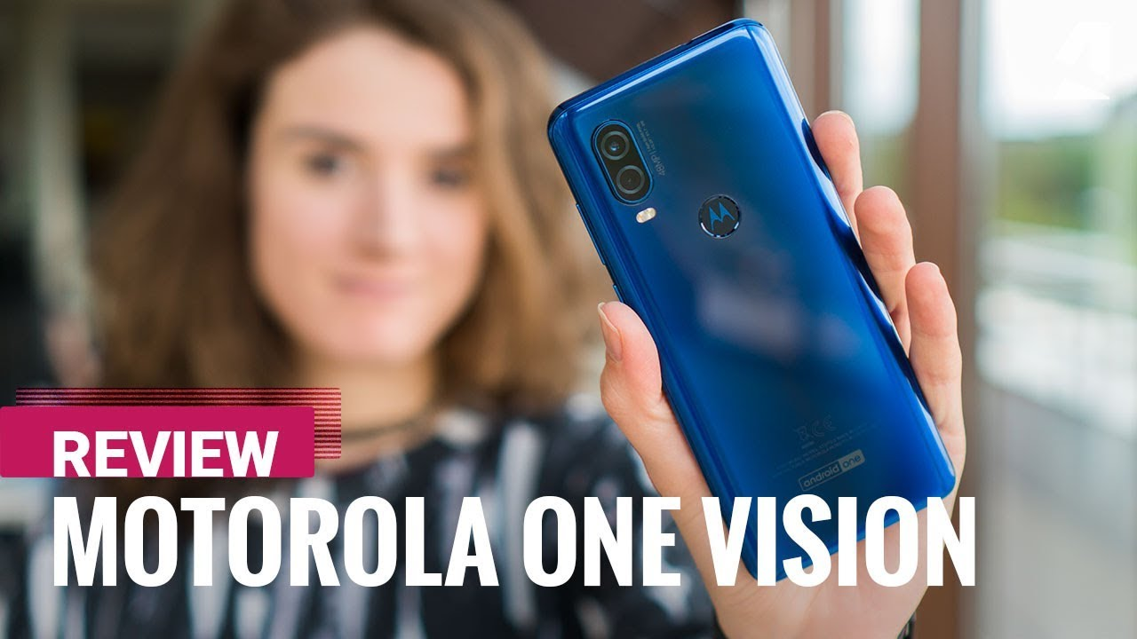 Motorola One Vision first thoughts