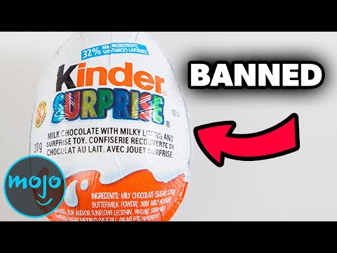 Top 20 Products That Were Banned After People Died