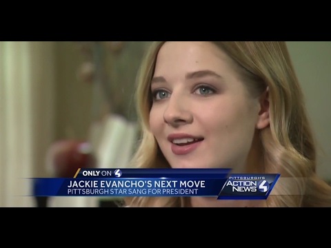 Jackie Evancho with Andrew Stockey Part Two