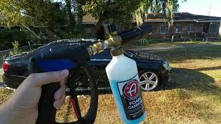 Adam's Foam Gun vs Foam Cannon | Which is better??