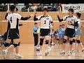 【バレーボール】【石川祐希(Ishikawa Yuki)】大学バレーラストセットは12得点の活躍 【ハイライト②】
