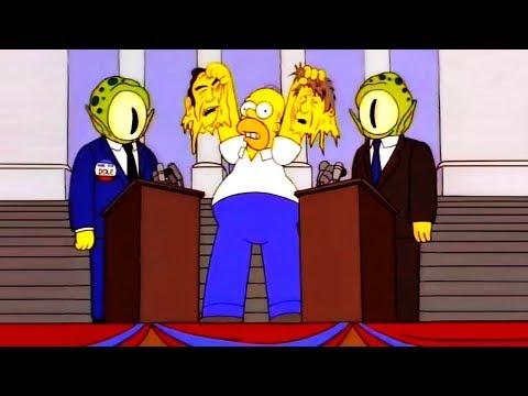 """Предсказания Из """"Симпсонов"""", Которые Пока Не Сбылись"""
