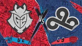 G2 vs. C9 - Day 1 | Rift Rivals | G2 Esports vs. Cloud9 (2019)