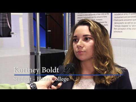Blinn College 2017 Student Research Celebration