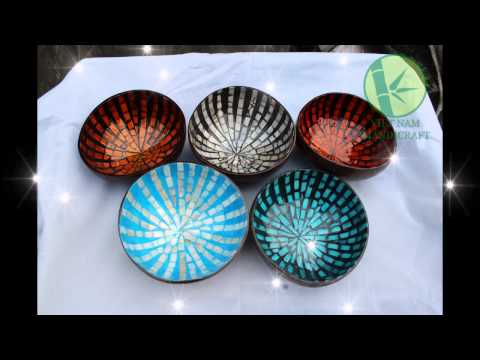 coconut bowl made in viet nam [NEW]