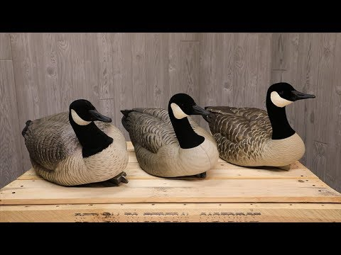 Canada Goose Floating Decoy Comparison