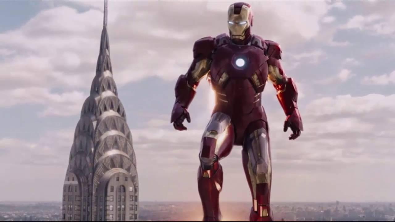 The Avengers - Nightcall (HD)