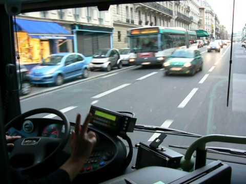 France man lion 39 s city hybride 2 ptes interieur ratp ligne for Interieur queer