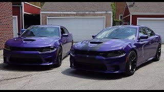 2016 Dodge Charger SRT Hellcat 's with 707 HP Engine Start Up on My Car Story with Lou Costabile