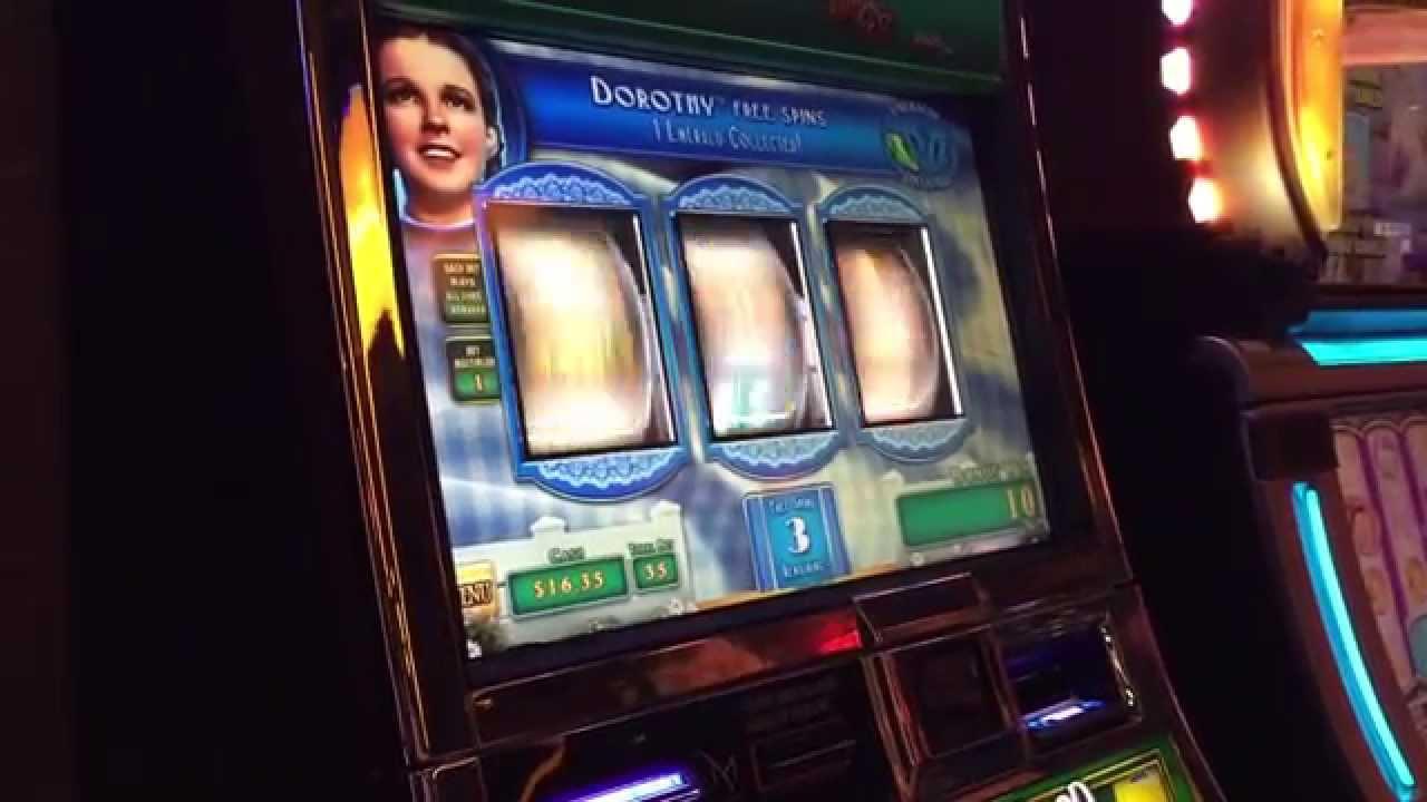 emerald city slot machine