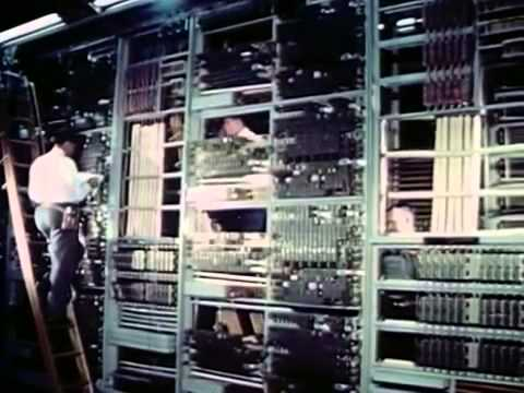Technology News Timeline 1958 - Long Distance Direct Dialing