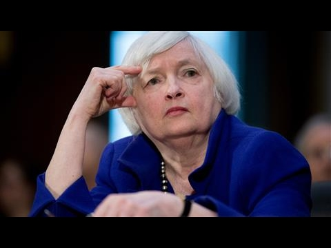 Federal Reserve Chairwoman Yellen Affirms Rate Hike