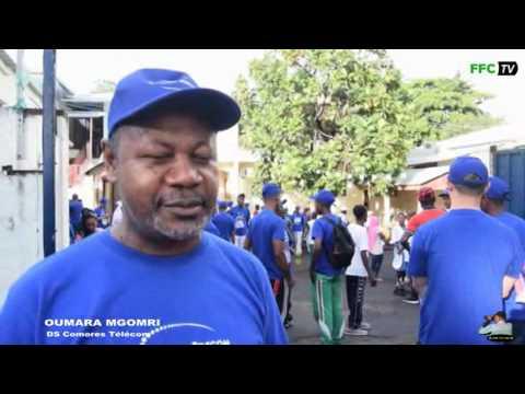 Entretien avec OUMARA MGOMRI DG Comores Télécom  ( Journée Mondial de Télécommunication )