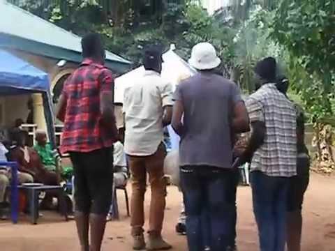 CELEBRATING LOVE IN UGA, ANAMBRA STATE NIGERIA, 2014