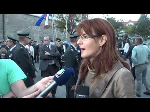 Izjava ministrice za obrambo Andreje Katič po slovesnosti v Mariboru
