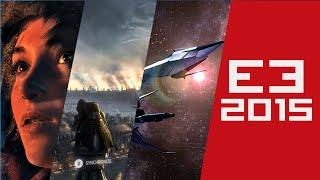 Juegos Confirmados para el E3 2015- IDM @E3
