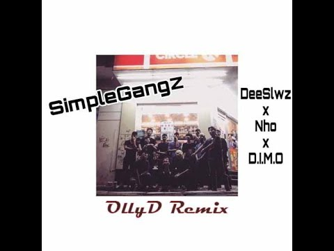 "[OFFICIAL MV 4K] ""SIMPLE GANGZ"" - SIMPLEGUYS (OllyD Remix)"