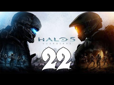 Halo 5: Guardians - Legendary Walkthrough Part 22: Cortana