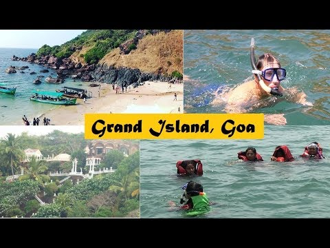 Grand Island Goa, Full journey | 2nd Day in Goa