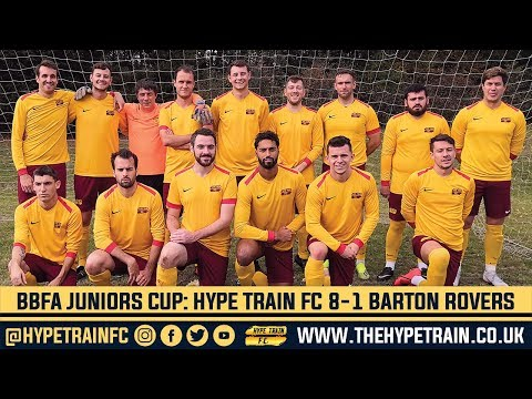BBFA Juniors Cup (Round 1) Goal Highlights: Hype Train FC vs. Barton Rovers