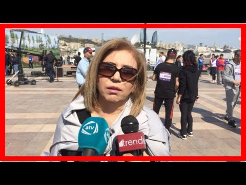 Breaking News | Baku Marathon 2018 – excellent project promoting healthy lifestyle, says deputy spe