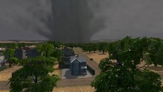 Download Video Tornados Near Belle Fourche SD MP3 3GP MP4