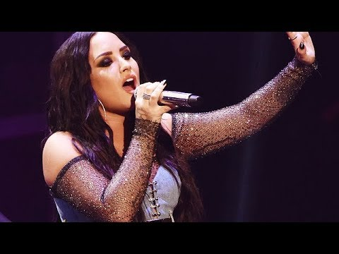 Demi Lovato - Vocal Highlights at Madison Square Garden! (2017)