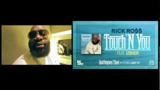 "Rick Ross Announces New Single ""Touch"