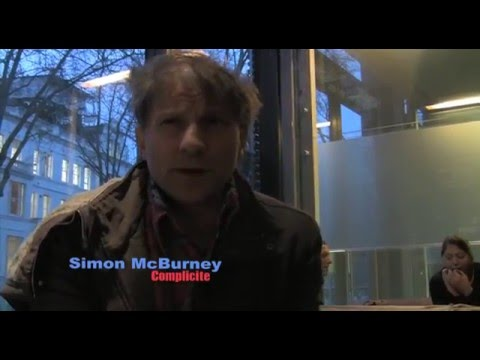 Simon McBurney  2009