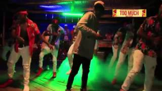 Sat-B - Live Performance at Bujumbura One People (Too Much Video Premiere)