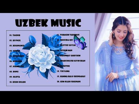 Слушать песню TOP 50 UZBEK MUSIC - Узбекская музыка - узбекские песни.