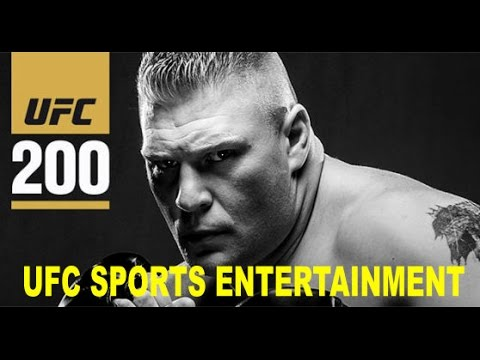 UFC Sports Entertainment is it the fight game or the hype game