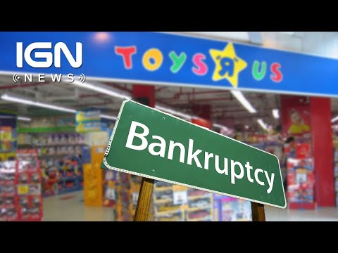 Toys R Us Bankruptcy Woes Continue, May Liquidate US Operations - IGN News