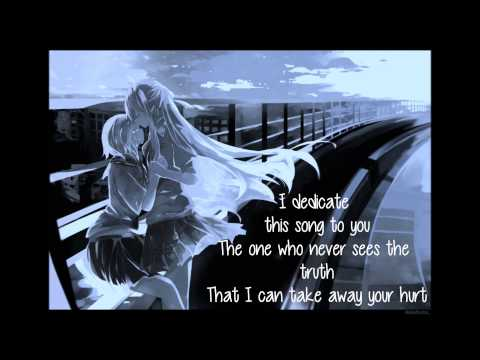 Nightcore Heartbreak girl Lyrics