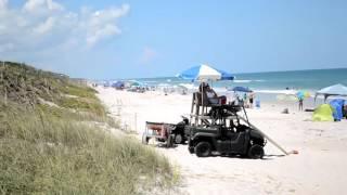 Жизнь в США пляж Москито лагун, Атлантический океан, по дороге алигаторовые заводи(ПОМОЩЬ ИММИГРАНТАМ в США - http://ru-florida.com Мы рады помочь всем, кто собирается на отдых или ПМЖ в США в солнечный..., 2016-02-13T23:24:45.000Z)