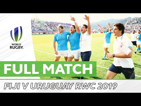 Rugby World Cup: Against The Odds - Rugby World Cup:  - RWC 2019 Fiji V Uruguay